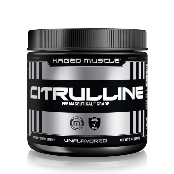 Kaged Citruline 200g 0