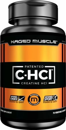 Kaged Creatine HCI 75 vcaps 0