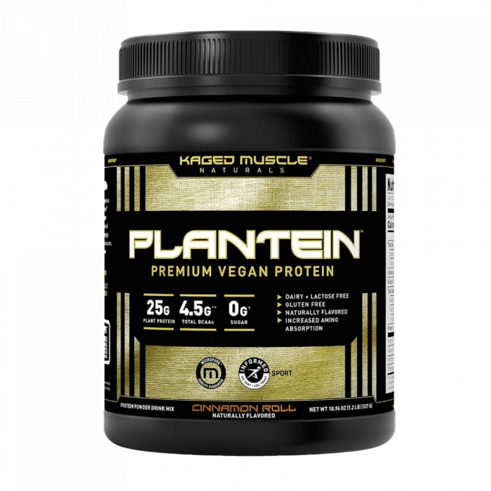 Kaged Muscle Plantein 527 g [0]