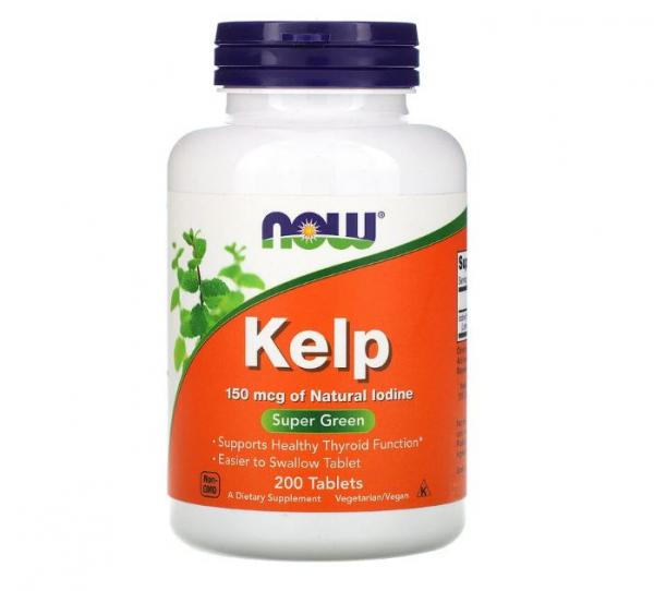 Now Kelp 200 tab 0