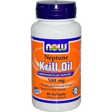 Now Krill Oil Neptune 60 softgel 0