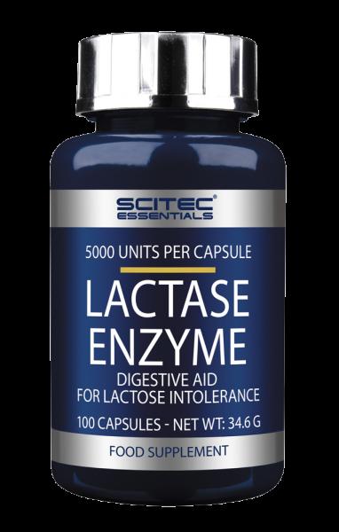 Scitec Lactase Enzyme 100 caps 0