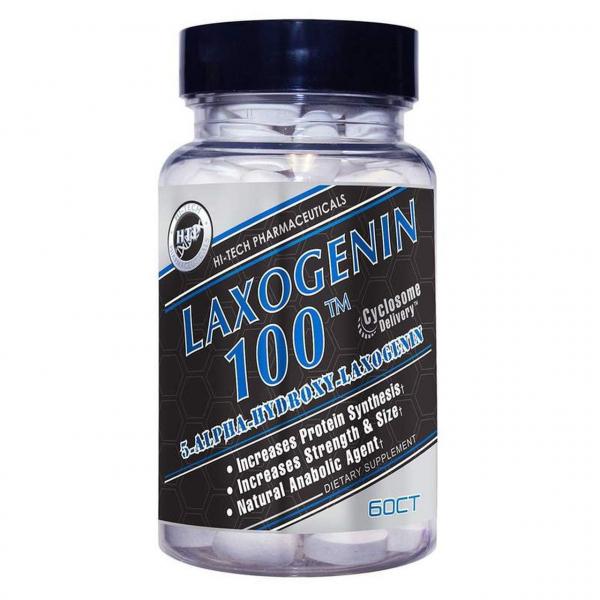 Hi-Tech Laxogenin 100 60 ct 0