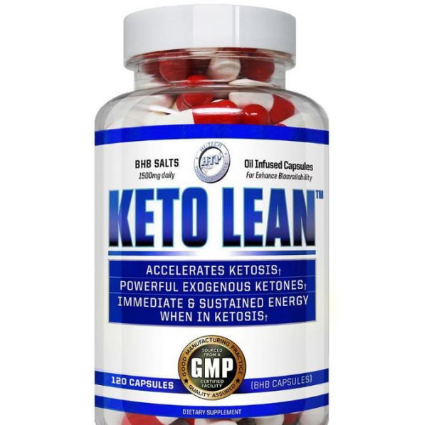 Hi-Tech Keto Lean 120 caps 0