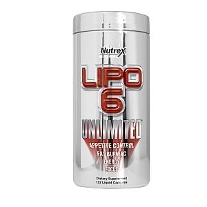 Nutrex Lipo 6 Unlimited 0