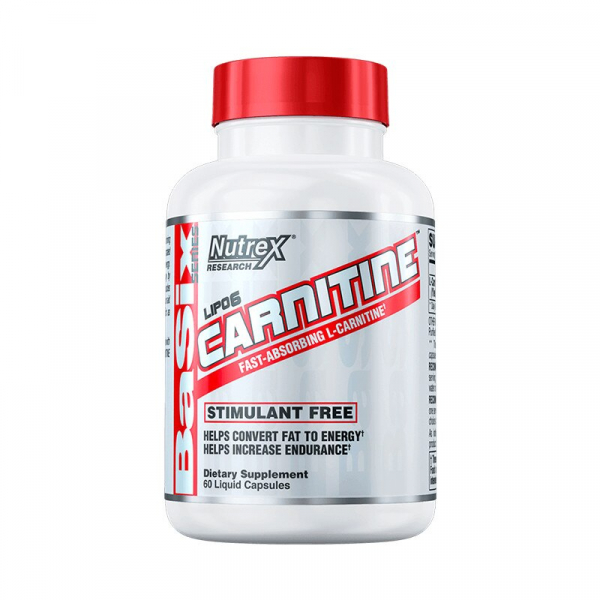 Nutrex Lipo 6 Carnitine 60 liquid caps 0