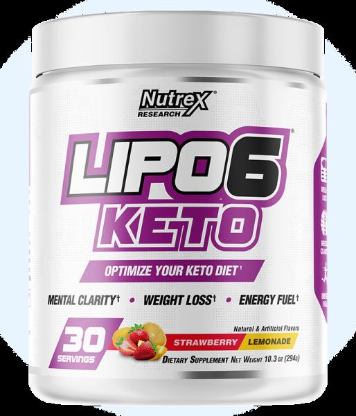 Nutrex Lipo 6 Keto 30 servings 0