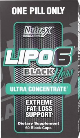 Lipo 6 Black Hers Ultraconcentrate 0