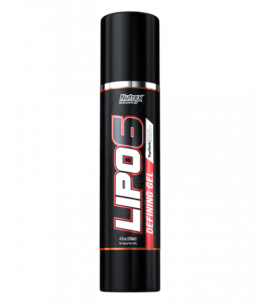 Nutrex Lipo 6 Defining Gel 120 ml 0