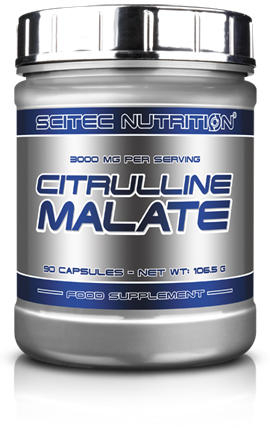 Scitec Citrulline Malate 90 caps 0