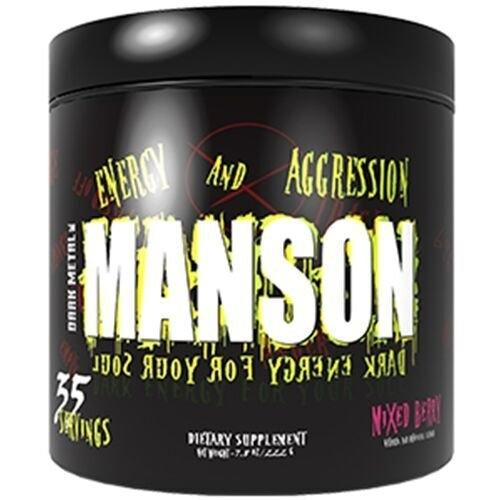 Dark Metal Manson 35 serv 0