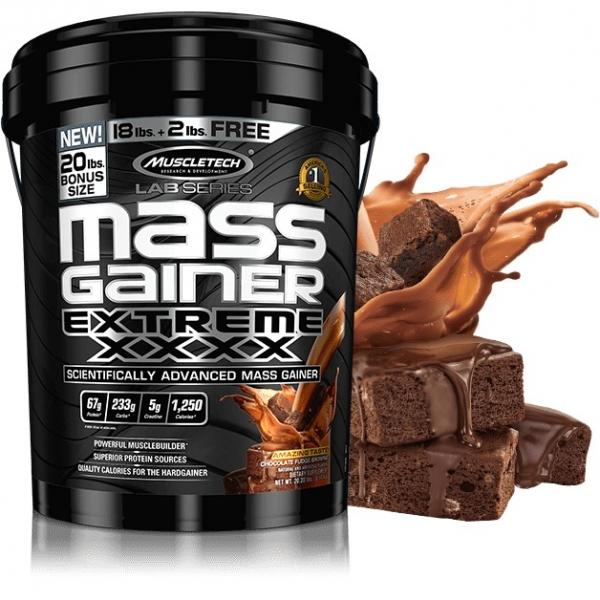 Muscletech Mass Gainer Extreme XXXX 9.17 kg 0