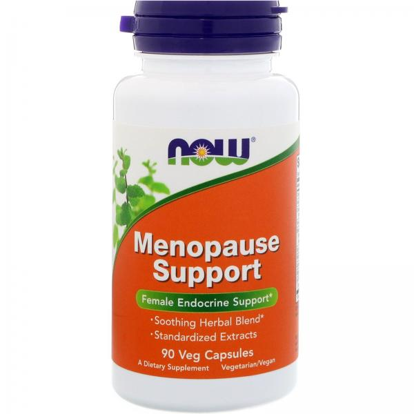 Now Menopause Support 90 veg caps 0