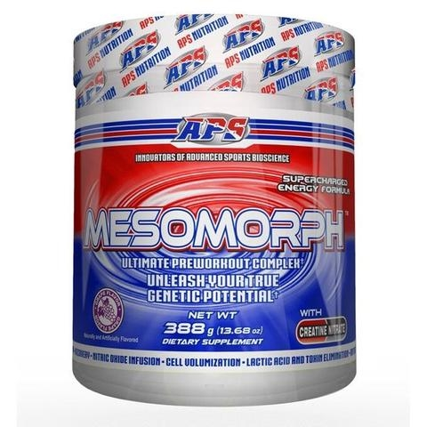 Aps Nutrition Mesomorph 0