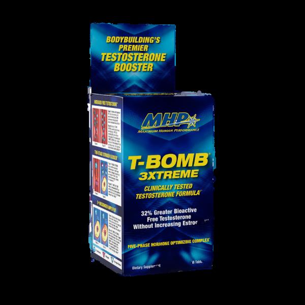 MHP T-Bomb 3Xtreme 168 tab 0