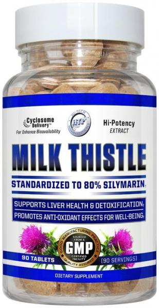 Hi-Tech Milk Thistle 90 tab 0