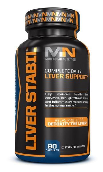 Molecular Nutrition Liver Stabil 90 caps 0