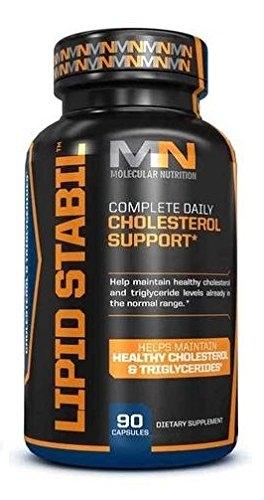 Molecular Nutrition Lipid Stabil 90 caps 0