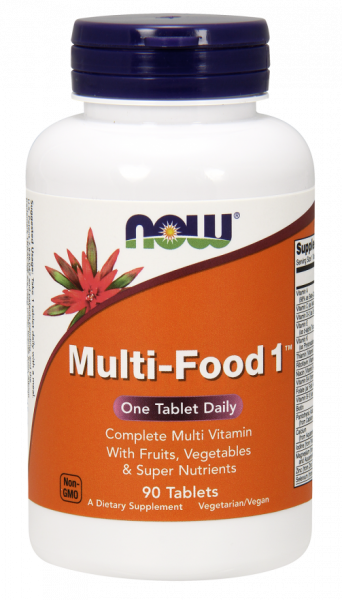 Now Multi-Food1™ 90 tab 0