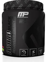 MusclePharm Amino 1 Black 0