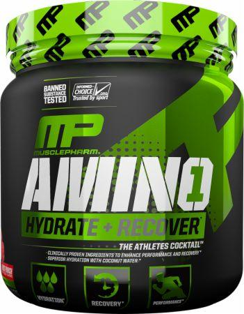 MusclePharm Amino1 Hydratate+Recovery 30 serv 0