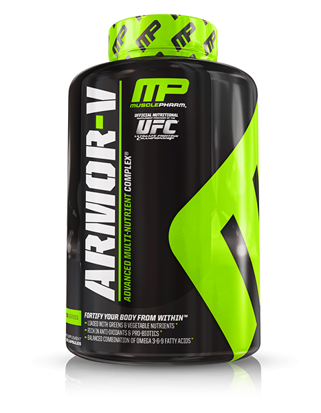 MusclePharm Armor V 120 veg caps 0