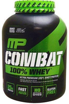 MusclePharm Combat Whey 2.2 kg 1