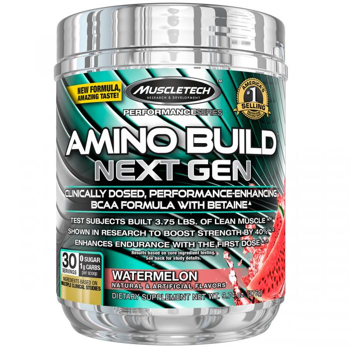 Muscletech Amino Build Next Generation 0
