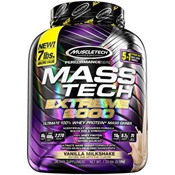 Muscletech Mass Tech Extreme 2000 3.2 kg 0