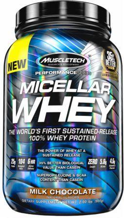 Muscletech Micellar Whey 900g 0