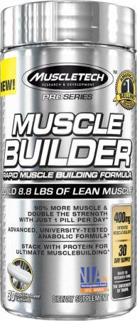 Muscletech Pro Series Muscle Builder 30 caps 0