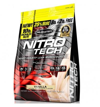 Muscletech Nitro Tech 4,5 kg 0