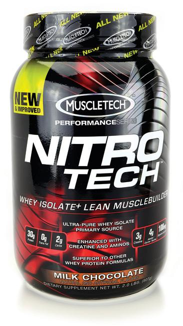 Muscletech Nitro Tech New 908 g 0