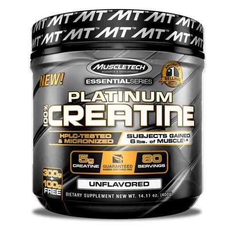 Muscletech Platinum Creatine 0