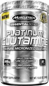 Muscletech Platinum Glutamine 300 g 0