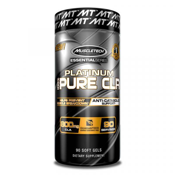 Muscletech Platinum Pure CLA 0