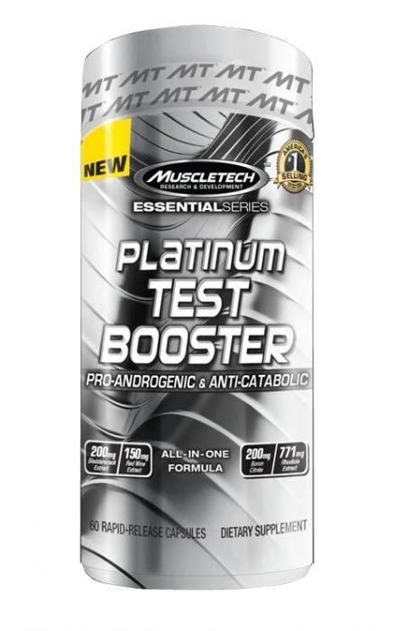Muscletech Platinum Test Booster 30 serv 0