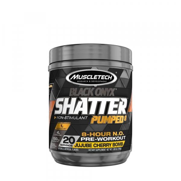 Muscletech SX-7 Black Onyx Shatter Pumped 20 serving 0