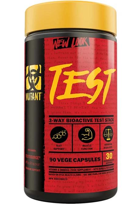 Mutant Test 90 vegeCaps [0]