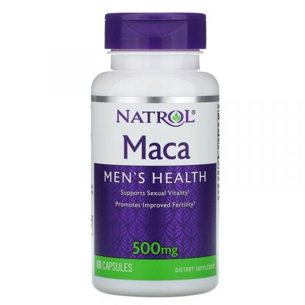 Natrol® Maca 500 mg 60 caps [0]