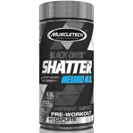 Muscletech SX-7 Black Onyx Shatter Neuro NO 60 caps 0