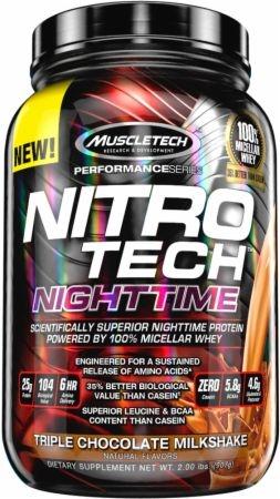 Muscletech Nitro Tech Nighttime