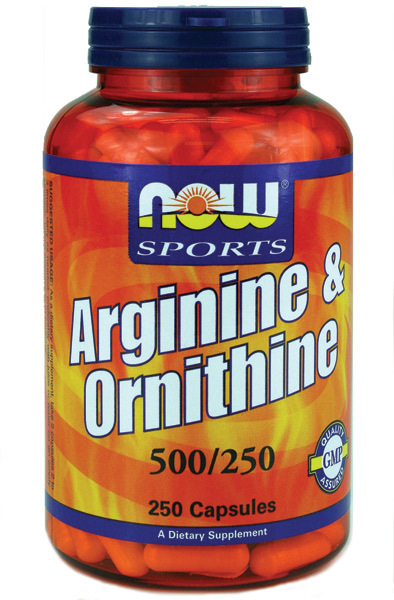 now-arginine-ornithine-100-caps 0
