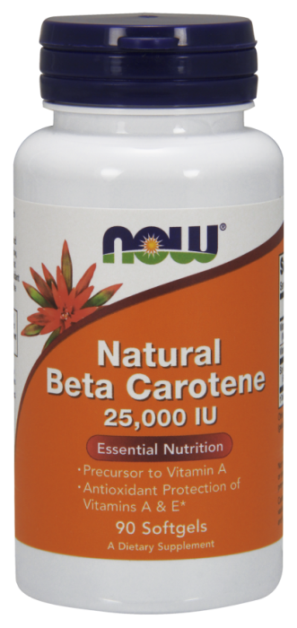 now-beta-carotene-90-softgel 0