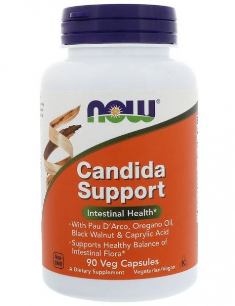 Now Candida Support 90 veg caps [0]