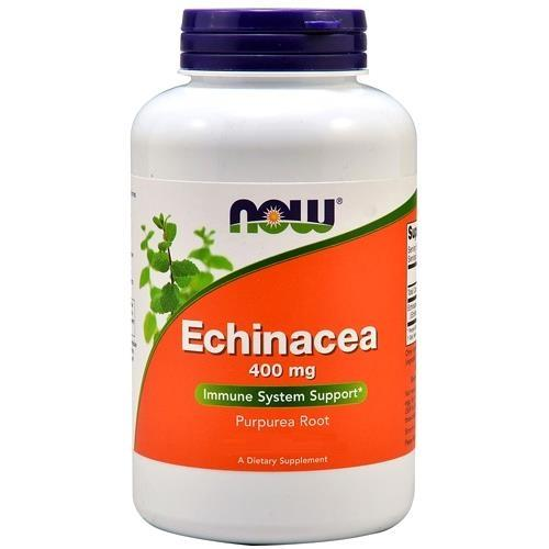 Now Echinacea 400 mg 100 veg caps 0