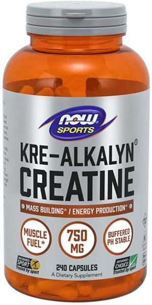 Now Kre Alkalyn 240 caps 0