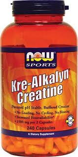 Now Kre Alkalyn 240 caps
