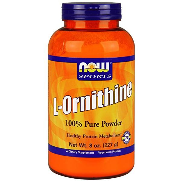 Now L-Ornithine Power 227 g 0