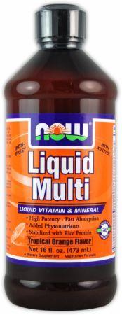 Now Liquid Multi 473ml 0